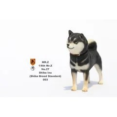 MR.Z 1/6 SCALE ANIMAL MODEL: JAPANESE SHIBA INU 003 Mr.Z