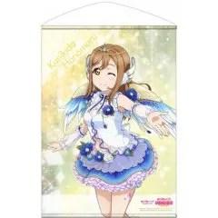 LOVE LIVE! SUNSHINE!! B2 WALL SCROLL: KUNIKIDA HANAMARU ANGEL EDITION VER. (RE-RUN) Cospa