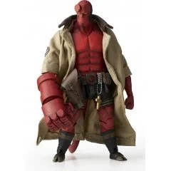HELLBOY 1/12 SCALE ACTION FIGURE: HELLBOY (RE-RUN) 1000Toys