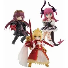 DESKTOP ARMY FATE/GRAND ORDER VOL.2 (SET OF 3 PACKS) (RE-RUN) Mega House