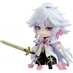 NENDOROID NO. 970-DX 70 FATE/GRAND ORDER: CASTER/MERLIN MAGUS OF FLOWERS VER. Good Smile