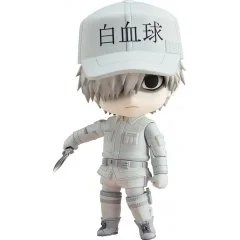 NENDOROID NO. 979 CELLS AT WORK!: WHITE BLOOD CELL [GOOD SMILE COMPANY ONLINE SHOP LIMITED VER.] Good Smile