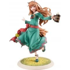 SPICE AND WOLF 1/8 SCALE PRE-PAINTED FIGURE: HOLO SPICE AND WOLF 10TH ANNIVERSARY VER. [GOOD SMILE COMPANY ONLINE SHOP LIMITED VER.] Revolve