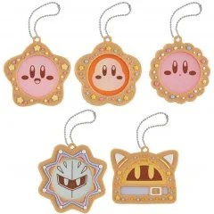 CHARM PATISSERIE KIRBY'S DREAM LAND: KIRBY'S COOKIE TIME (SET OF 6 PIECES) (RE-RUN) Mega House