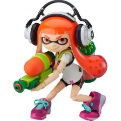 FIGMA NO. 400 SPLATOON: SPLATOON GIRL Good Smile