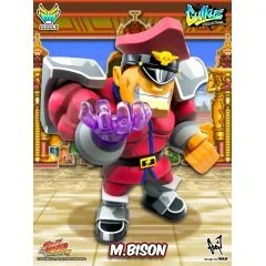 STREET FIGHTER BULKYZ COLLECTION: M. BISON BigBoysToys