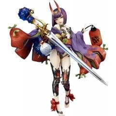 FATE/GRAND ORDER 1/7 SCALE PRE-PAINTED FIGURE: ASSASSIN/SHUTEN-DOUJI QuesQ