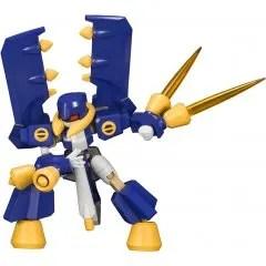 MEDAROT CHARACTER PLASTIC MODEL 1/6 SCALE PLASTIC MODEL KIT: KWG06-C TYRRELL BEETLE Kotobukiya