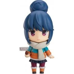 NENDOROID NO. 981-DX LAID-BACK CAMP: RIN SHIMA DX VER. [GOOD SMILE COMPANY ONLINE SHOP LIMITED VER.] Max Factory