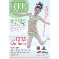RIE KANEKO -GOODBYE HEISEI- VOL. 3 TRADING CARD Hits