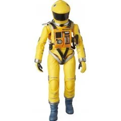 MAFEX NO.035 2001 A SPACE ODYSSEY: SPACE SUIT YELLOW VER. (RE-RUN) Medicom