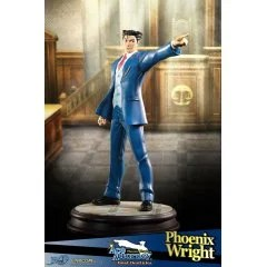 PHOENIX WRIGHT: ACE ATTORNEY - DUAL DESTINIES: PHOENIX WRIGHT STANDARD EDITION First4Figures