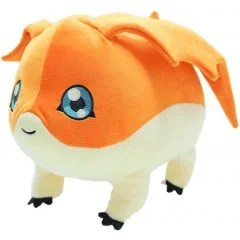 DIGIMON ADVENTURE MOCHIFUWA CUSHION DGZ01: PATAMON San-ei Boeki