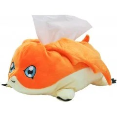 DIGIMON ADVENTURE TISSUE CASE DGZ03: PATAMON (RE-RUN) San-ei Boeki