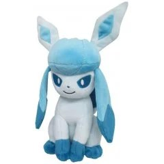 POCKET MONSTERS ALL STAR COLLECTION PLUSH PP124: GLACEON (S) San-ei Boeki