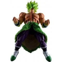 S.H.FIGUARTS DRAGON BALL SUPER BROLY: SUPER SAIYAN BROLY FULL POWER Tamashii (Bandai Toys)