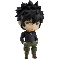 NENDOROID NO. 1066 PSYCHO-PASS SINNERS OF THE SYSTEM: SHINYA KOGAMI [GOOD SMILE COMPANY ONLINE SHOP LIMITED VER.] Orange Rouge