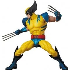 MAFEX X-MEN: WOLVERINE COMIC VER. Medicom