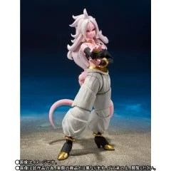 S.H.FIGUARTS DRAGON BALL FIGHTERZ: ANDROID 21 Tamashii (Bandai Toys)