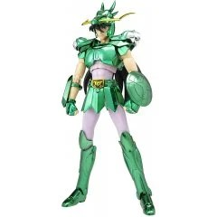 SAINT SEIYA SAINT CLOTH MYTH: DRAGON SHIRYU INITIAL BRONZE SAINT CLOTH REVIVAL VER. Tamashii (Bandai Toys)