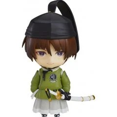 NENDOROID NO. 1085 TOUKEN RANBU -ONLINE-: ISHIKIRIMARU [GOOD SMILE COMPANY ONLINE SHOP LIMITED VER.] Orange Rouge