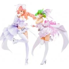 MACROSS FRONTIER THE MOVIE THE WINGS OF GOODBYE PLAMAX MF-33 1/20 SCALE MODEL KIT: THE WINGS OF GOODBYE -BLANCHES- Max Factory