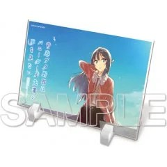 RASCAL DOES NOT DREAM OF BUNNY GIRL SENPAI ACRYLIC STAND 1 Kadokawa Shoten