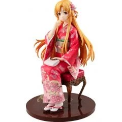 SWORD ART ONLINE 1/7 SCALE PRE-PAINTED FIGURE: ASUNA HAREGI VER. Kadokawa Shoten