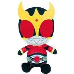 HEISEI KAMEN RIDER CHIBI PLUSH SERIES: KAMEN RIDER KUUGA Tamashii (Bandai Toys)