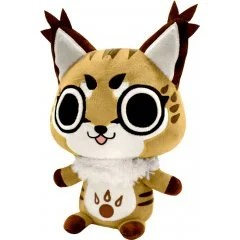 MONSTER HUNTER DEFORMED PLUSH: GRIMALKYNE Capcom