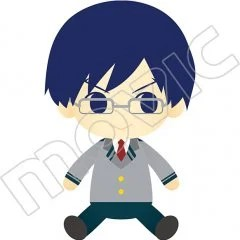 MY HERO ACADEMIA PLUSH: IIDA Movic
