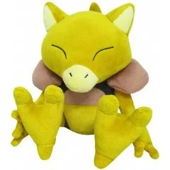 POCKET MONSTERS ALL STAR COLLECTION PLUSH PP127: ABRA (S) San-ei Boeki