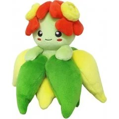 POCKET MONSTERS ALL STAR COLLECTION PLUSH PP130: BELLOSSOM (S) San-ei Boeki