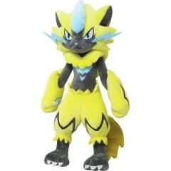POCKET MONSTERS ALL STAR COLLECTION PP133: ZERAORA (S) San-ei Boeki