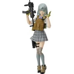 FIGMA SP-116 LITTLE ARMORY: RIKKA SHIINA SUMMER UNIFORM VER. Tomytec