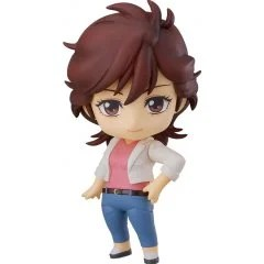 NENDOROID NO. 1101 CITY HUNTER THE MOVIE SHINJUKU PRIVATE EYES: KAORI MAKIMURA Good Smile
