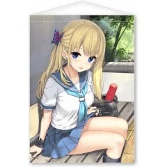 TAKAYA KI ORIGINAL ILLUSTRATION B1 WALL SCROLL: HOUKAGO NO ITAZURA Union Creative