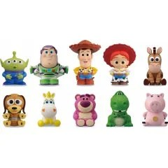 TOY STORY SOFT VINYL PUPPET MASCOT (SET OF 10 PIECES) Ensky