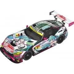 HATSUNE MIKU GT PROJECT 1/18 SCALE MINIATURE CAR: GOOD SMILE HATSUNE MIKU AMG 2019 VER. Good Smile Racing