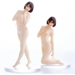 PLAMAX NAKED ANGEL 1/20 SCALE MODEL KIT: MAKOTO TODA Max Factory