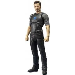 S.H.FIGUARTS IRON MAN 3: TONY STARK (RE-RUN) Tamashii (Bandai Toys)