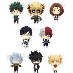 COLOR COLLECTION MY HERO ACADEMIA VOL.2 (SET OF 8 PIECES) Movic