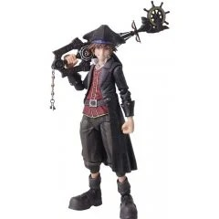 KINGDOM HEARTS III BRING ARTS: SORA PIRATES OF THE CARIBBEAN VER. Square Enix