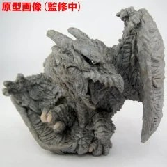 TOHO KAIJYU NETSUKE GODZILLA KING OF THE MONSTERS: RODAN 2019 Chara-Ani