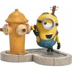 DESPICABLE ME PRIME COLLECTIBLE FIGURE: STUART IN NEW YORK Prime 1 Studio