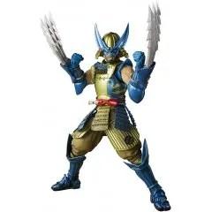 X-MEN MEISHO MANGA REALIZATION: OUTLAW WOLVERINE Tamashii (Bandai Toys)