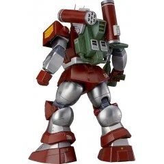 FANG OF THE SUN DOUGRAM COMBAT ARMORS MAX 16 1/72 SCALE MODEL KIT: ABITATE T10B BLOCKHEAD PACK MOUNTED TYPE Max Factory