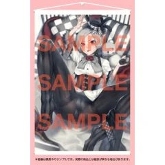 KURO TIGHTS DEEP WALL SCROLL COLLECTION 009 TAKERU ECHIGOYA GOT