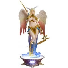 THE SEVEN HEAVENLY VIRTUES 1/8 SCALE PRE-PAINTED FIGURE: SARIEL KINDNESS REIGN PEDESTAL VER. Orchid Seed