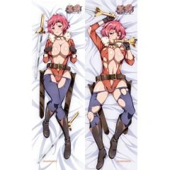 KUROINU DAKIMAKURA COVER SEPARATE VER. WITH CD: MAIA & LULU a1c